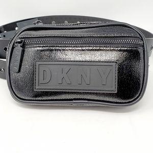 DKNY Coated Twill Belt Bag